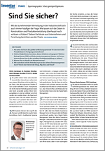 AUTOCAD & Inventor Magazin, Ausgabe 9/15