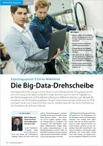 """PDM Fachartikel """"Die Big-Data-Drehscheibe"""""""