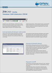 ZWCAD Interfejs