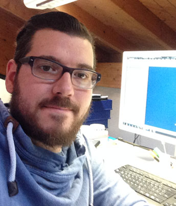 Patrick Störmer, Konstrukteur und PDM-Systembetreuer